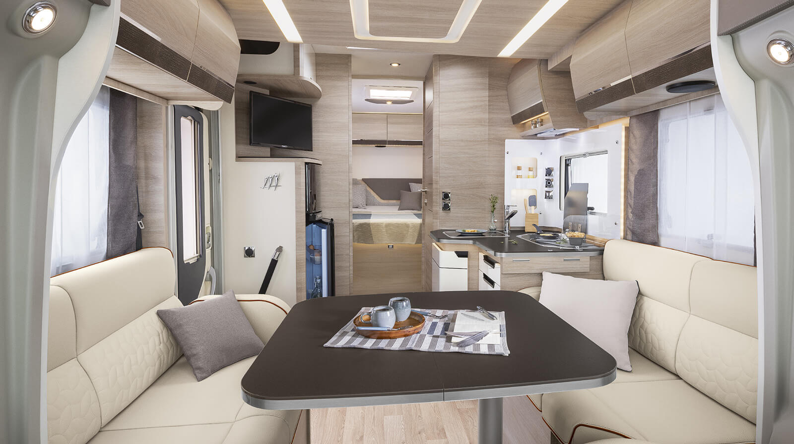 Interior photos RAPIDO Motorhome 696F