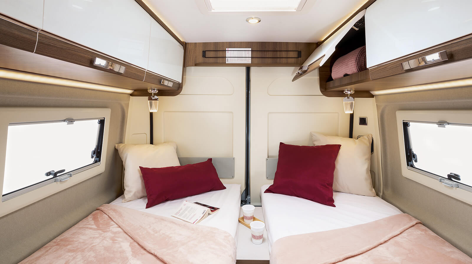 Interior photos RAPIDO Motorhome V68